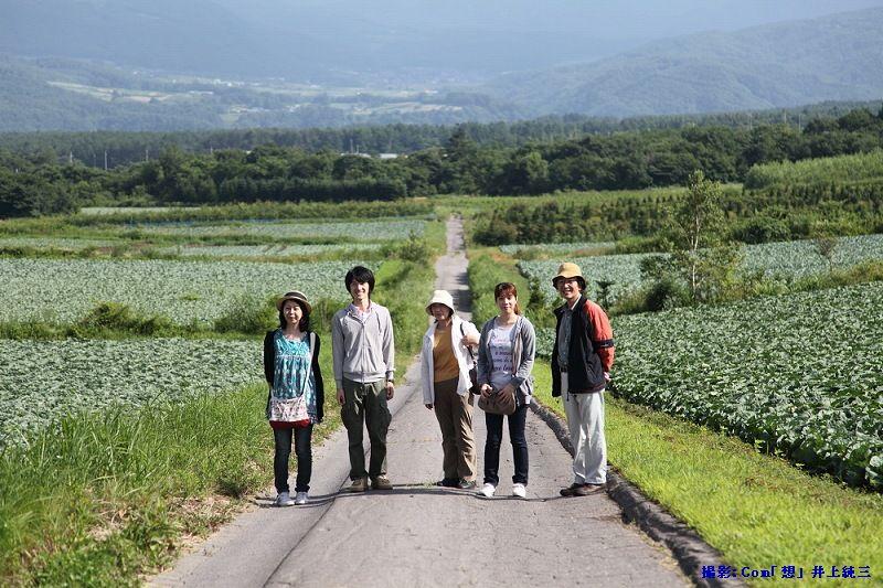 浅間高原にて(2010.07)