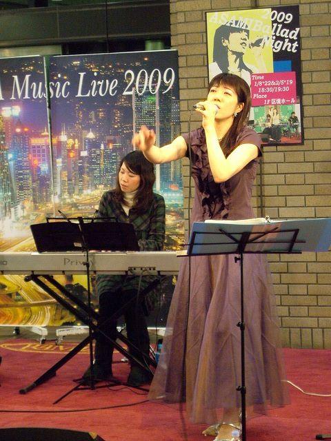 新年ライブ