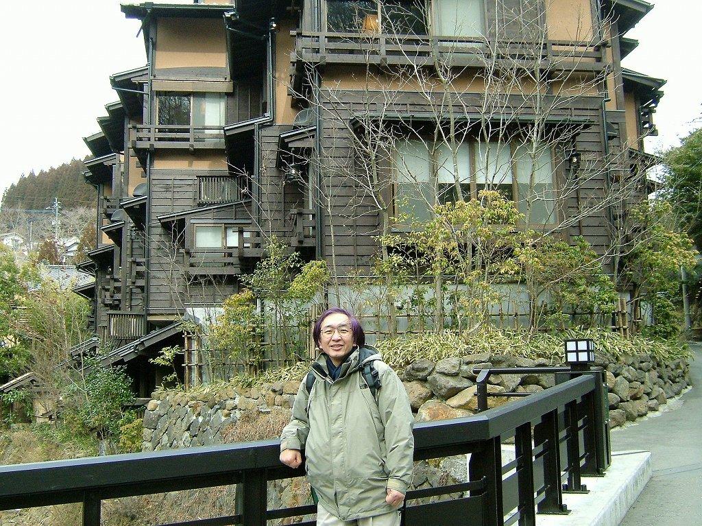 黒川温泉(熊本・阿蘇)2005年3月13日