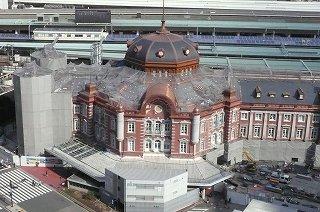 東京駅・有楽町国際フォーラム・銀座