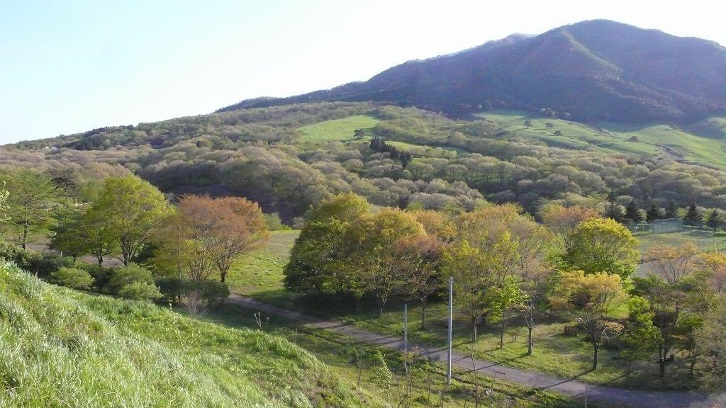 みどりの村キャンプ場&いぶきの湯(群馬県高山村)