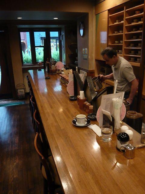 """喫茶""""PLAT 木屋"""""""