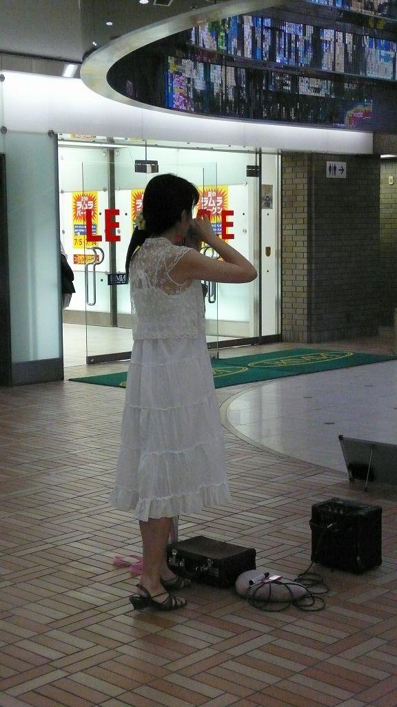 ヘブンアーティスト舞歌のオカリナ(飯田橋ラムラ区境ホール)