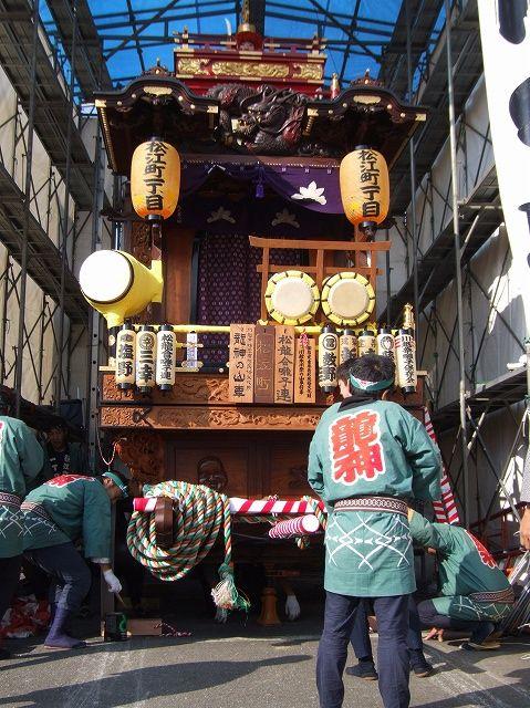 川越まつり(2009)