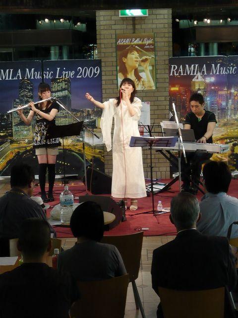 ASAMIバラードナイト(飯田橋ラムラ区境ホールライブ63)