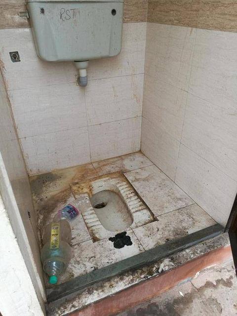 トイレ インド