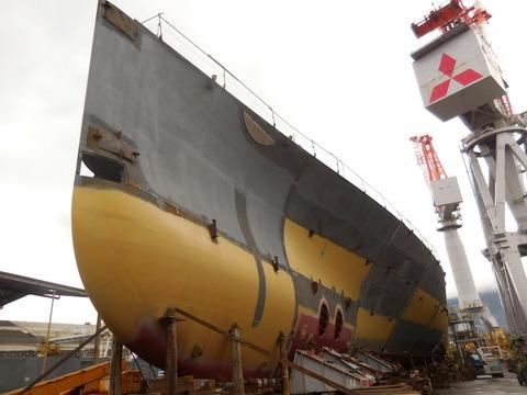 1117船首2