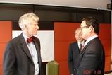 レスター・ブラウン氏、日本環境財団特別顧問就任記念講演会2