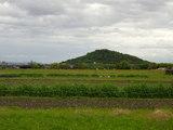 藤原京跡と耳成山