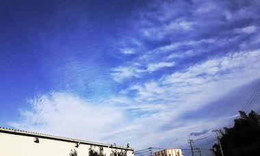2017秋空