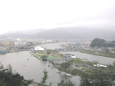 2015日和山より臨む景色