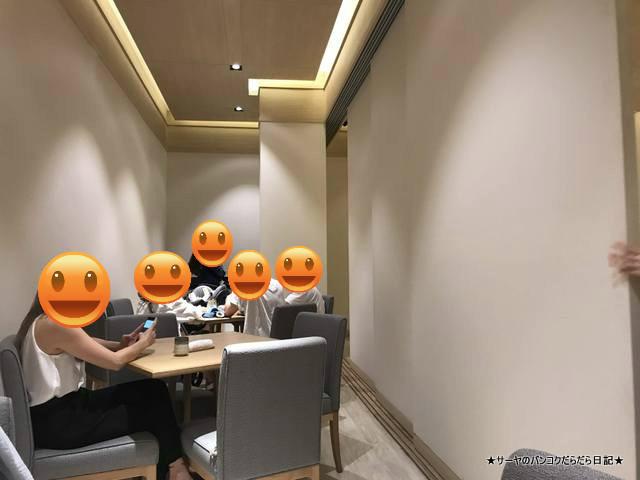 sushi ichizu 鮨いちづ 豪華 バンコク 美味 待合室