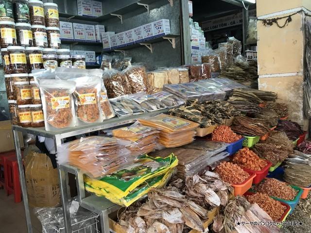 Vinh Hai Market ニャチャン 市場 買い物 (5)
