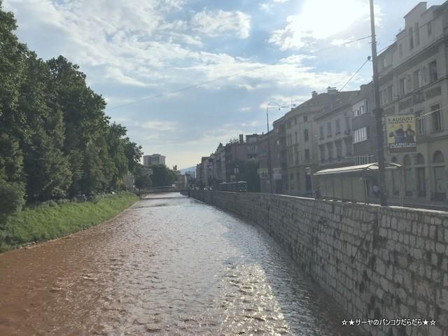 sarajevo sightseen サラエボ