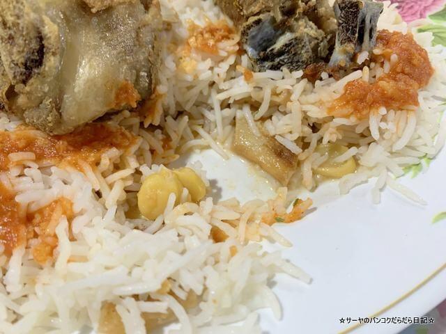 Shahrazad シャラザード エジプト料理 バンコク (6)