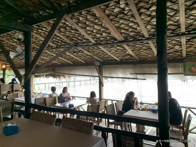 Sirada Restaurant Koh Yo ソンクラー タイ旅行 南部 (12)