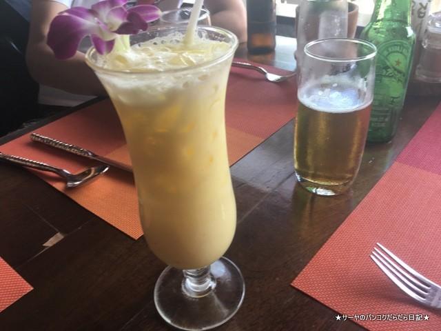 クラビ タイ Krabi 秘境 レストラン (4)