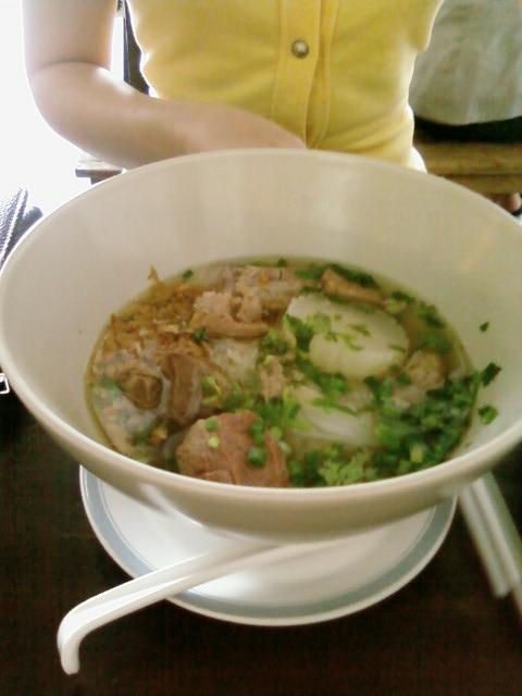 20080710 thai restaurant 2