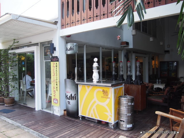coffee alley at Sukhumvit Soi16 カフェ (5)