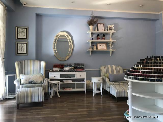 Pretty Cozy Nail Cottage ネイルサロン バンコク (2)