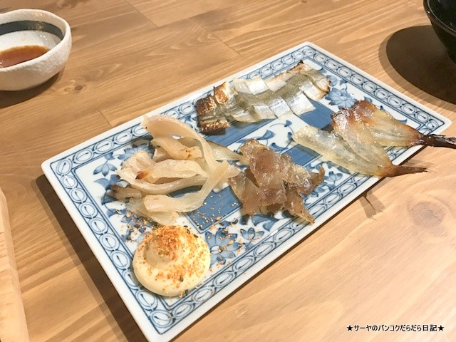 Sobakiri Gonoji  バンコク 蕎麦 (13)