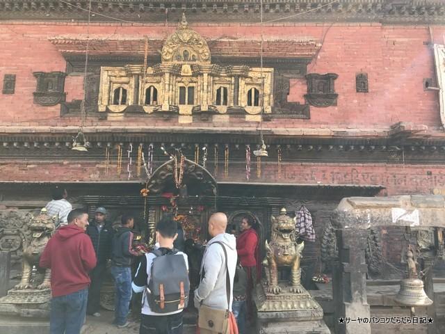 Bhaktapur バクタプル カトマンズ 世界遺産 王宮前広場 (31)