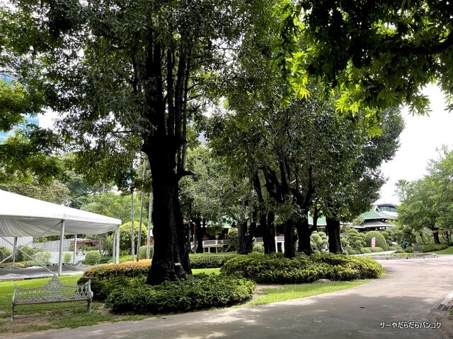 ナイラートパーク Nai Lert Park Heritage (8)