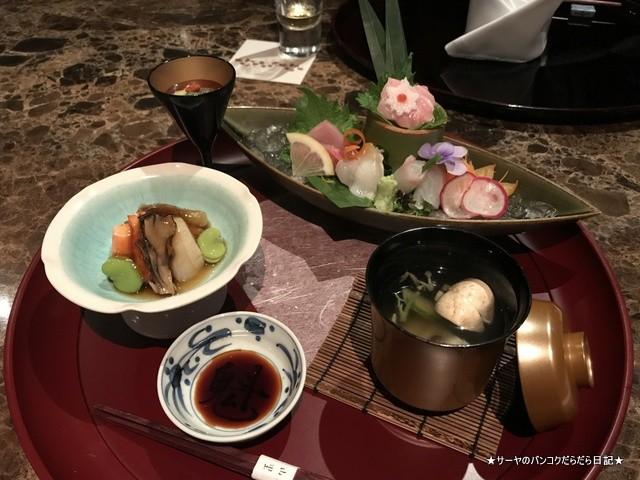 Bangkok Okura Yamazato 高級 和食 バンコク (7)
