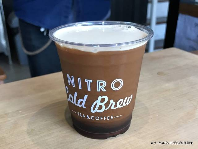 Archie Nitro ニトロコーヒー バンコク bangkok (4)
