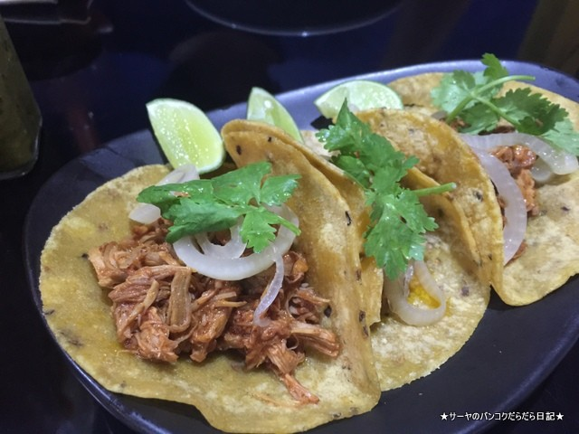 Sabroso Mexican Bistro メキシカン バンコク アソーク