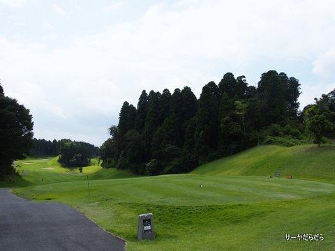 イーグルレイクゴルフクラブ at 千葉県芝山町