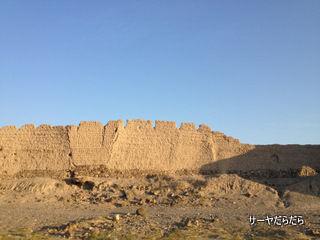 20120112 バハラ城壁 2