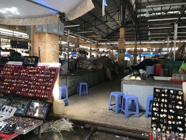 Vinh Hai Market ニャチャン 市場 買い物 (6)