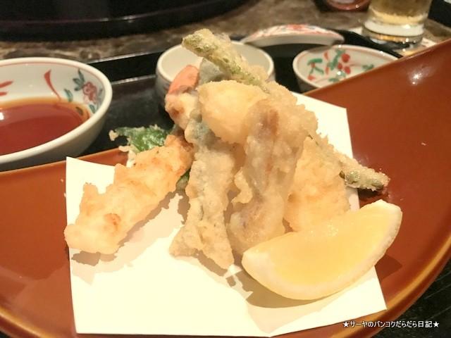Bangkok Okura Yamazato 高級 和食 バンコク (14)