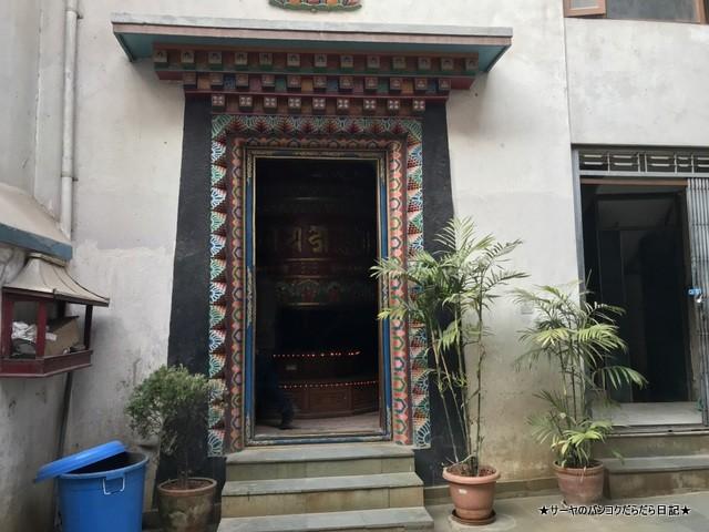 カテシンブーストゥーパ  Kaathe Swyambhu Shee (4)