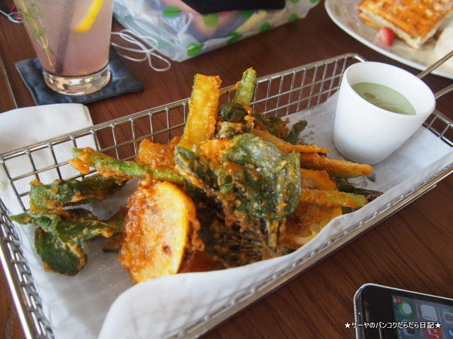 Roast Bangkok Crispy Vegetables ロースト バンコク