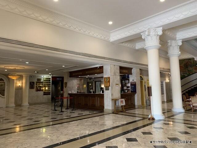 Royal Rattanakosin Hotel ロイヤルホテル バンコク (14)