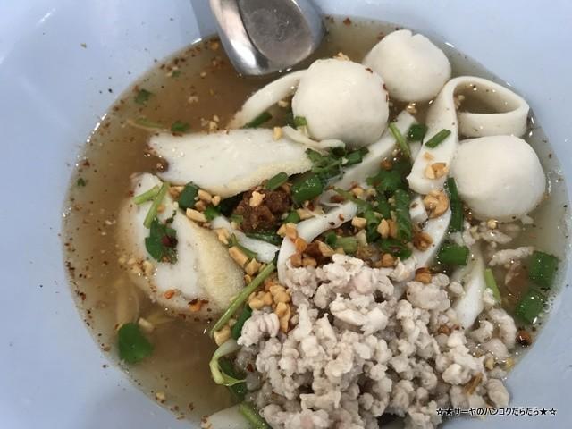 クイッティアオ ウォンウェンヤイ Rachan noodles (4)