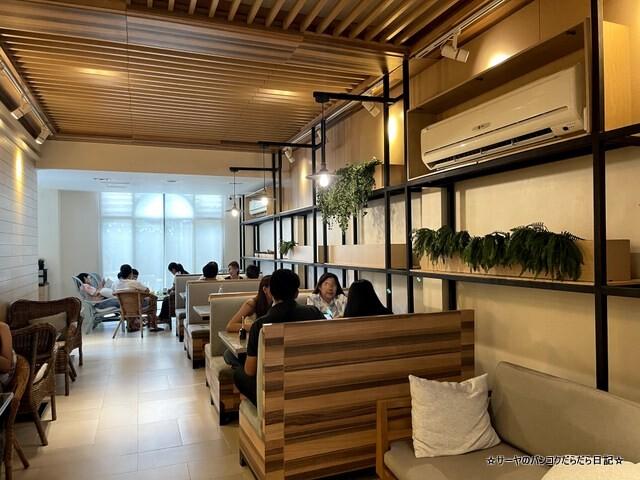 Cafe Kantary Bangsaen カフェカンタリーバンセーン (1)