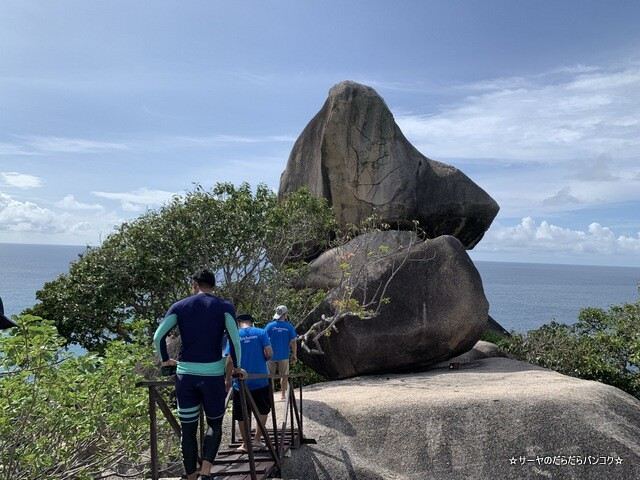プーケット シミラン諸島ツアー タイ国内旅行 (30)