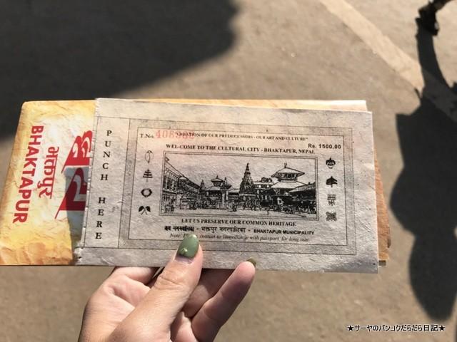 Bhaktapur バクタプル カトマンズ 世界遺産 王宮前広場 (9)