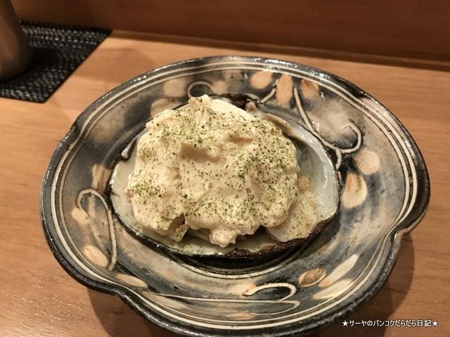 さぶ 貝 和食 カウンター バンコク (9)