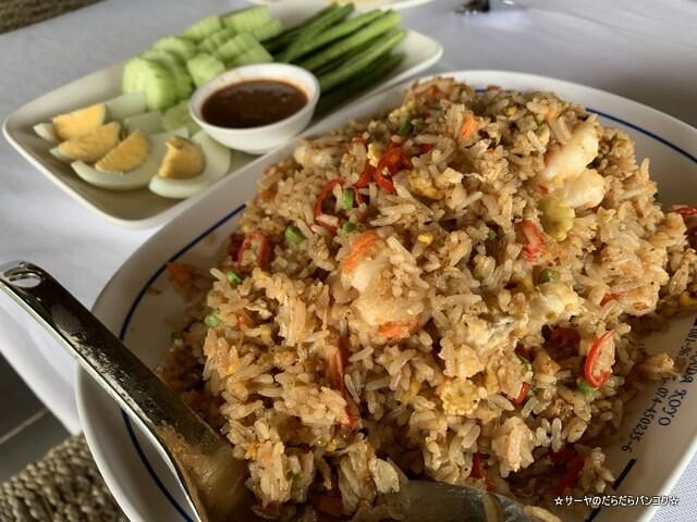 Sirada Restaurant Koh Yo ソンクラー タイ旅行 南部 (10)