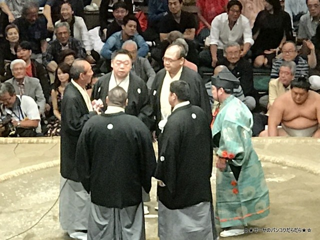 大相撲 秋場所 両国 千秋楽 伊勢ノ海部屋 (7)