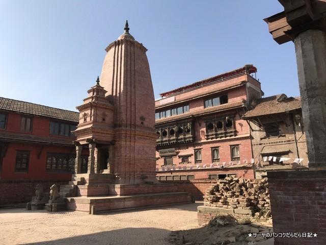 Bhaktapur バクタプル カトマンズ 世界遺産 王宮前広場 (11)