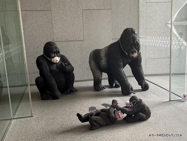 バンコク現代美術館 MOCA Museum of Contemporary Art (6)