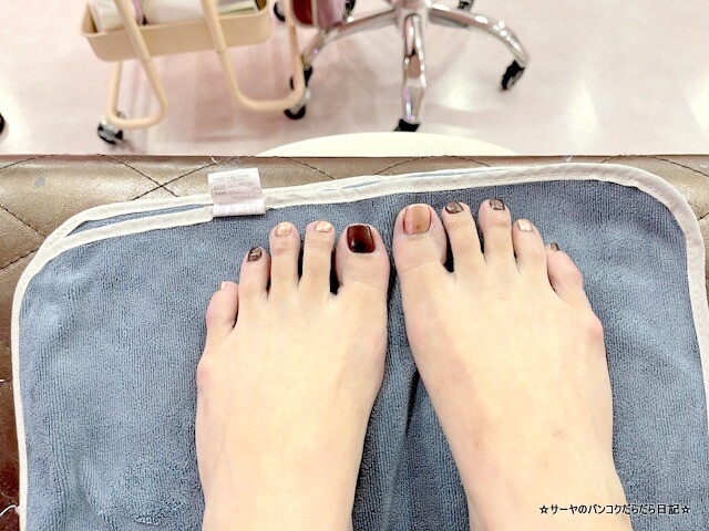 The Triplets Cafe X Nail Bar バンコク (12)