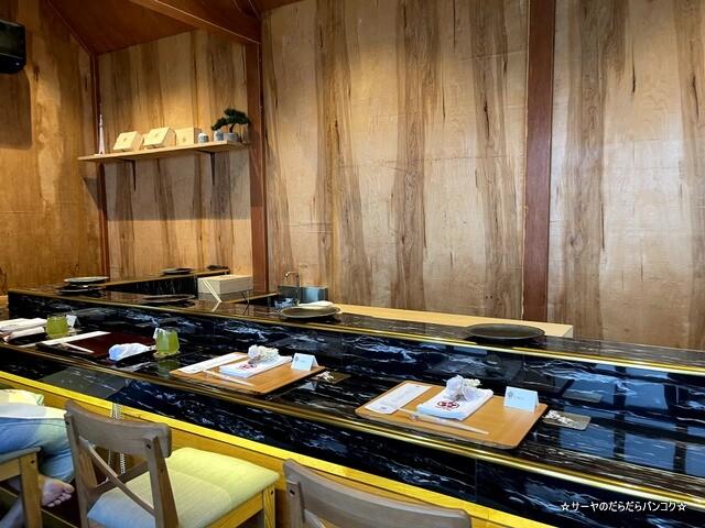 Sushi Satoshi 鮨 さとし バンコク (4)