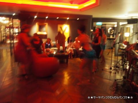 bar L'Appart Sofitel bangkok ソフィテル
