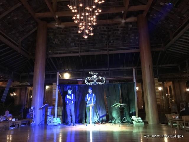 0 MASQUERADE santhiya resort 仮装 マスク (6)